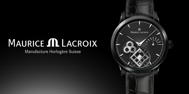 モーリスラクロア正規販売店 ハナジマ Maurice Lacroix取扱商品へのリンク