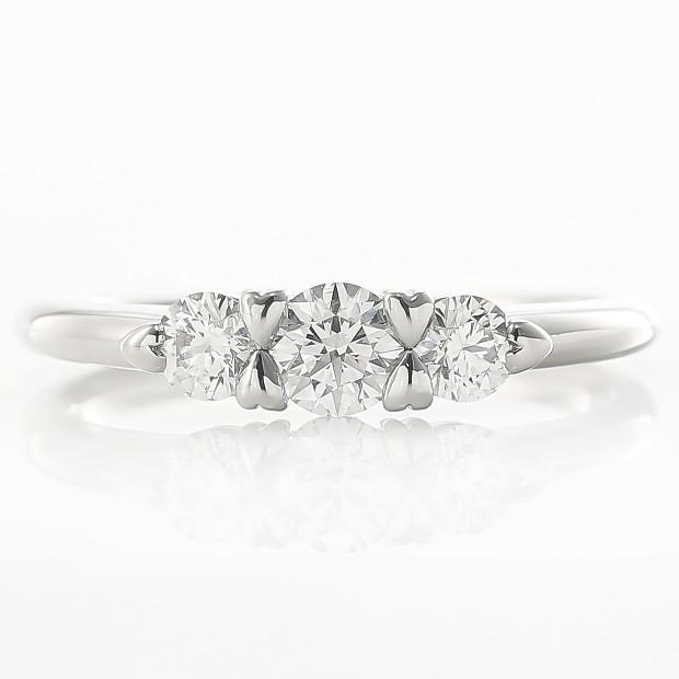 エンゲージリング(結婚指輪) 2