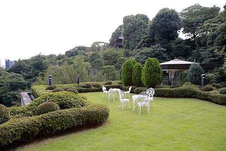 ハナジマパーティー 2015年9月27日(日)「ホテル椿山荘東京」 写真3