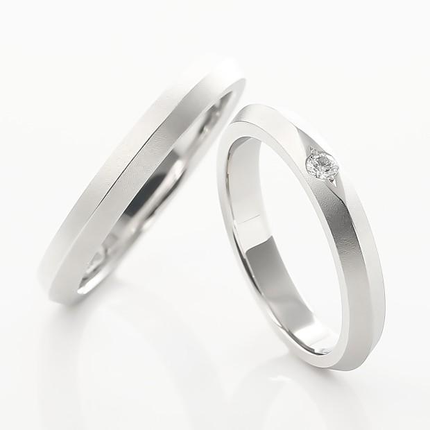 マリッジリング(結婚指輪) 8