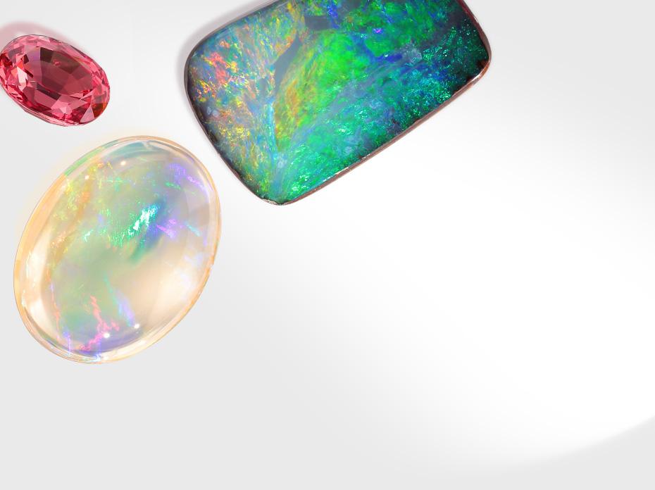 世界から集める一級品 ジェムストーン(カラードストーン・色石) ページへのリンク