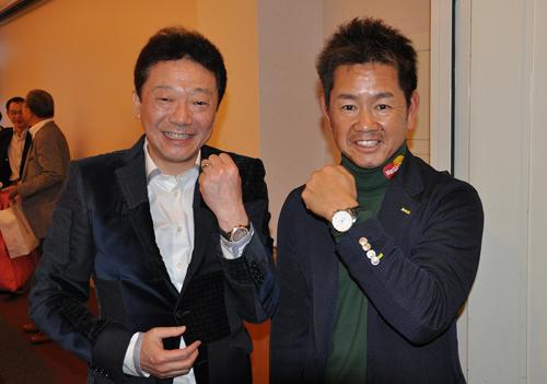 SERIZAWAカップ 記念写真 藤田プロと共に