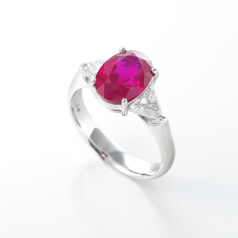 ルビーとダイヤモンドのリング 02