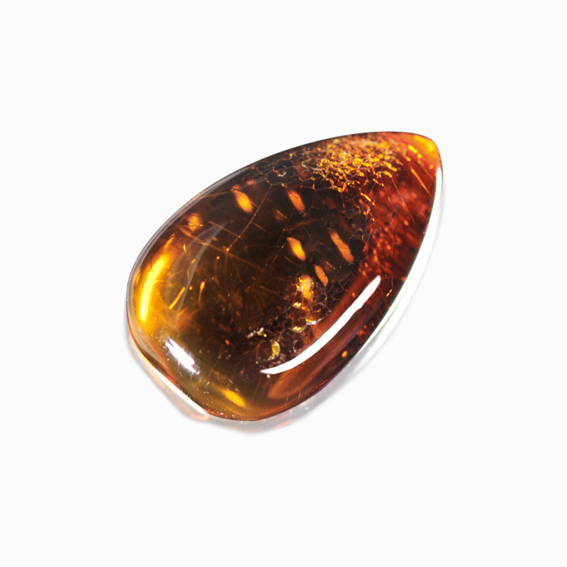 トップジェムクオリティ-琥珀-ハナジマの宝石