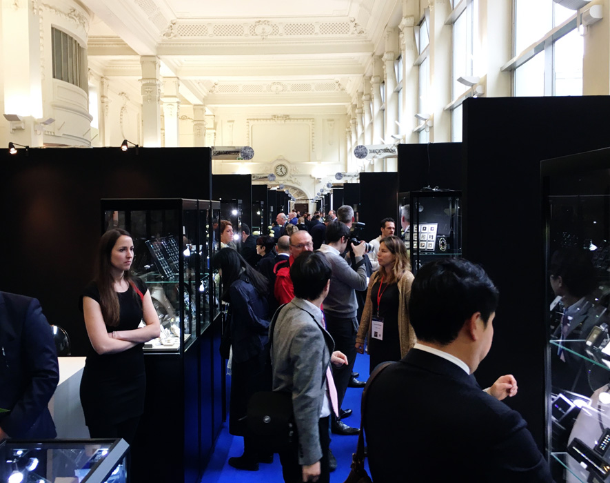 Antwerp Diamond Trade Fair 2016 1/31 - 2/2 会場の様子