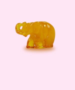 琥珀の象 アイキャッチ