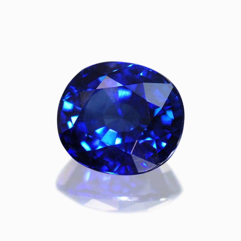トップジェムクオリティ-サファイア-ハナジマの宝石