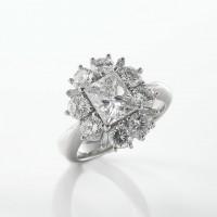 プリンセスカットダイヤモンド03