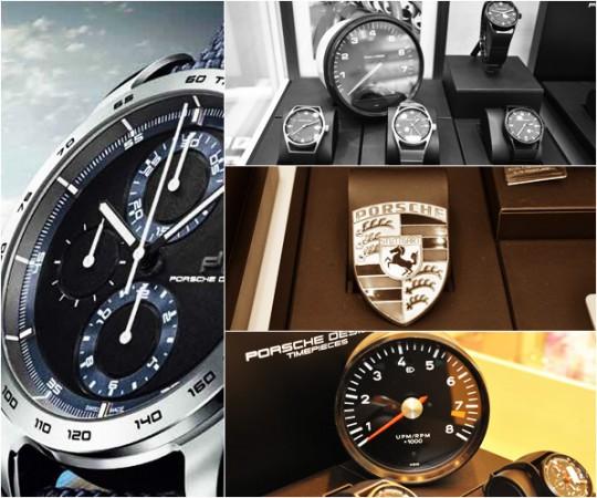 ハナジマはポルシェブランド腕時計の正規取扱い店