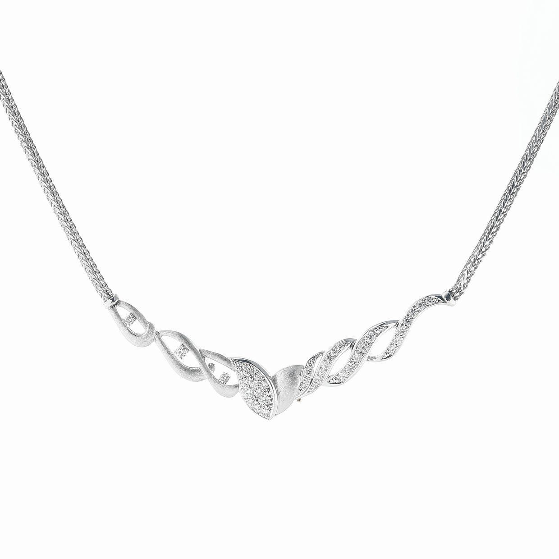 ダイヤモンドのネックレス02