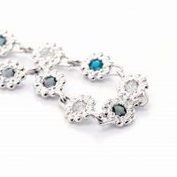 アレキサンドライトとダイヤモンドのブレスレット03
