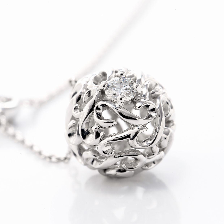ラザールダイヤモンドペンダントネックレス02