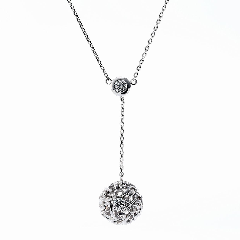 ラザールダイヤモンドペンダントネックレス04