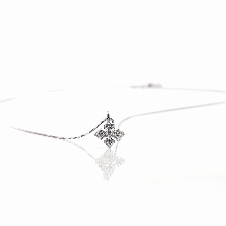ダイヤモンドペンダントネックレス01