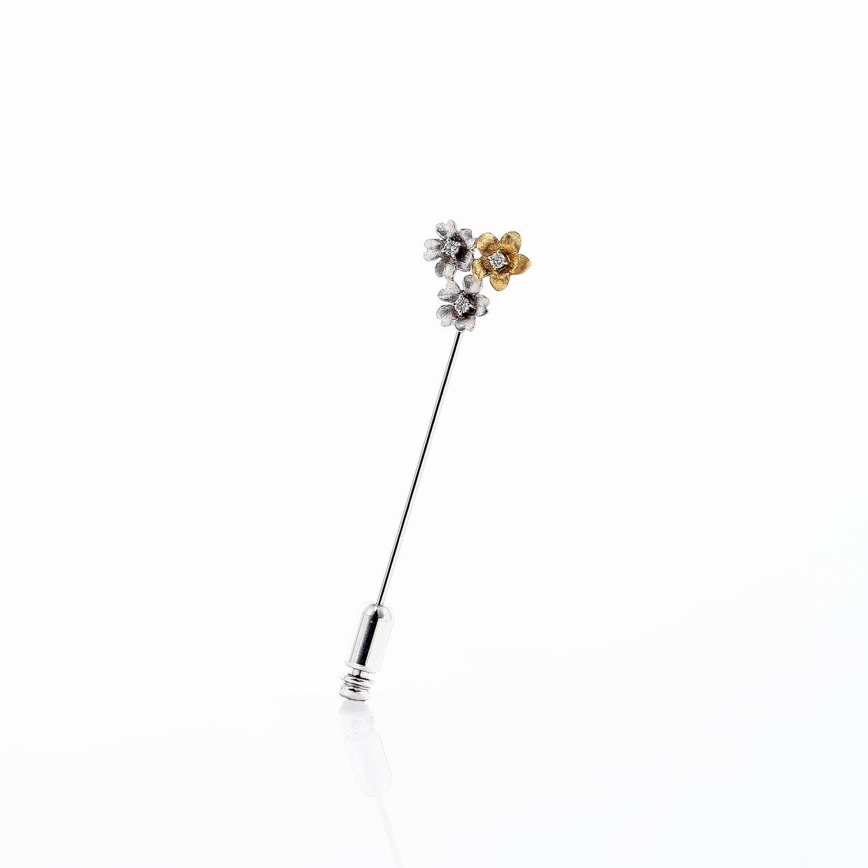 ダイヤピンブローチ01
