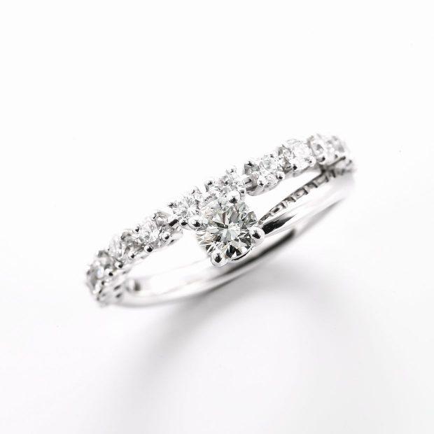 ダイヤモンドのリング 04