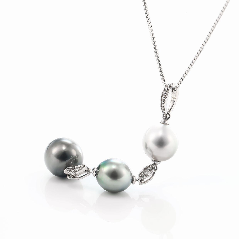 パール(真珠)のネックレス 02
