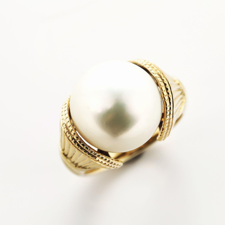 パール(真珠)のリング 01