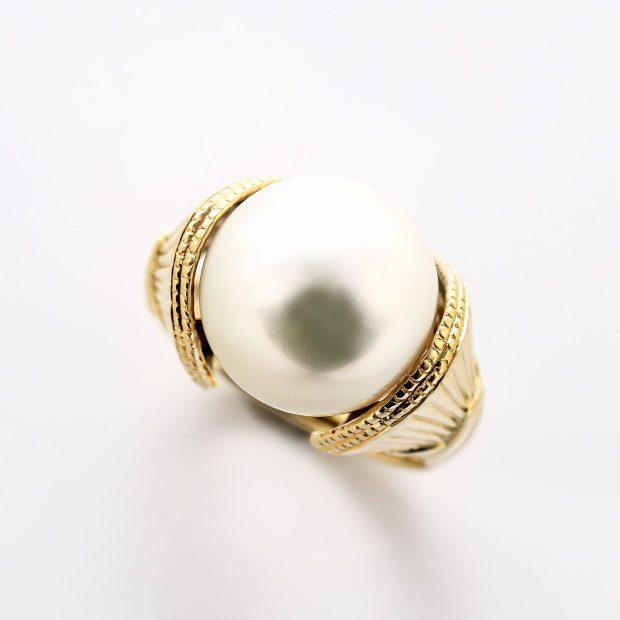 パール(真珠)のリング 04