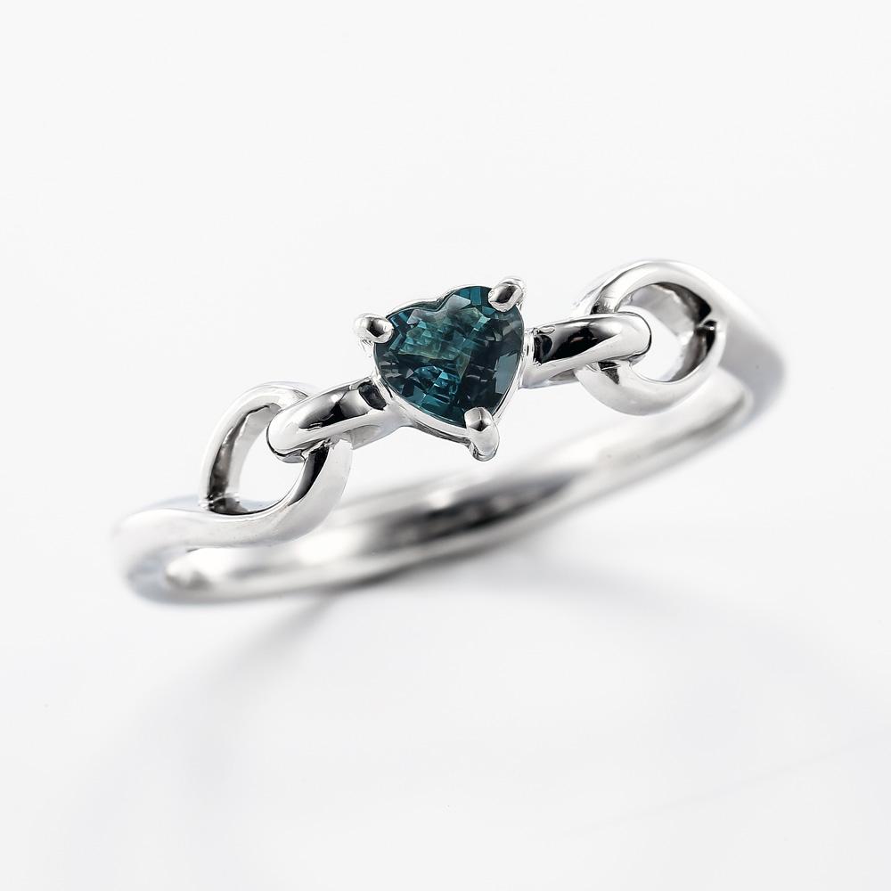 アレキサンドライトダイヤモンドリング 商品番号7096