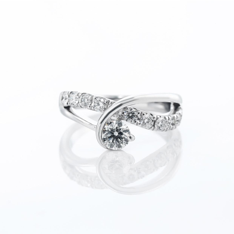 ダイヤモンドのリング 02