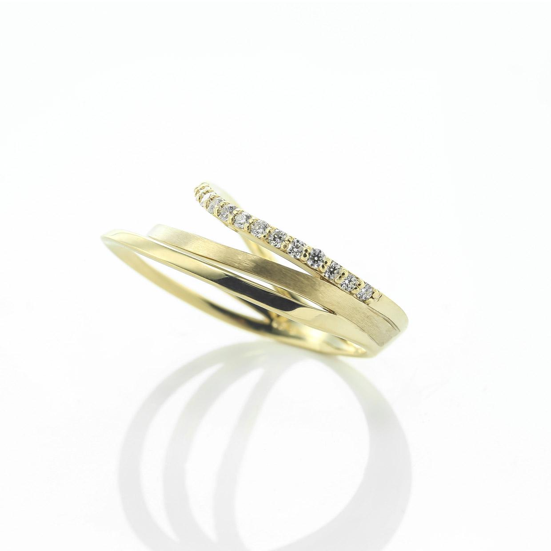 ダイヤモンドリング1