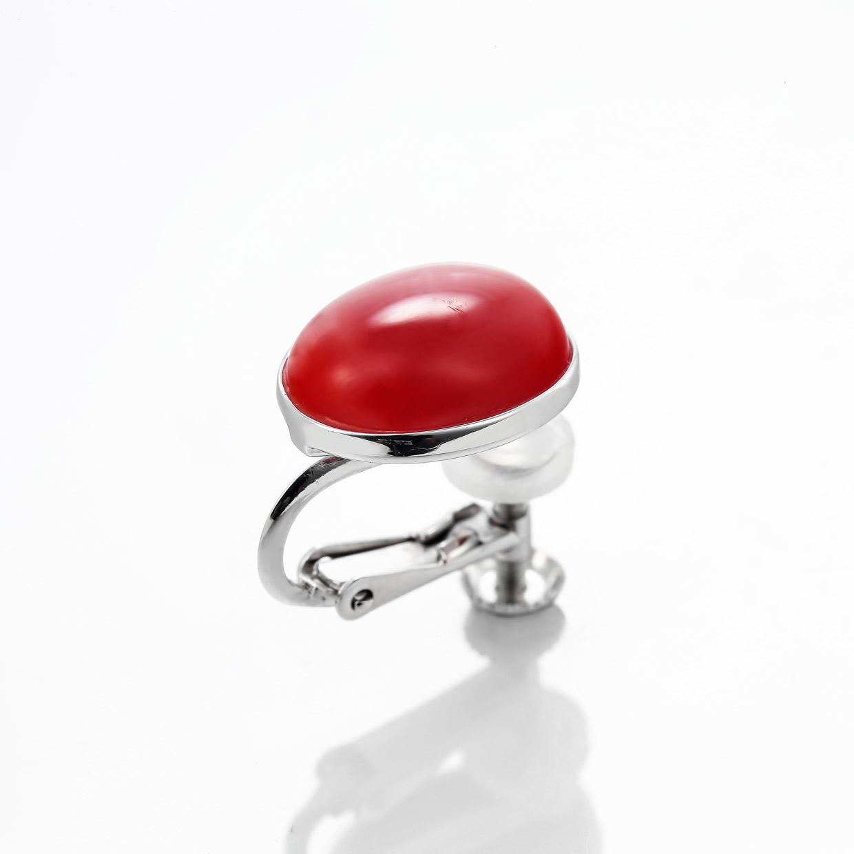 赤サンゴ(珊瑚)のリング 01