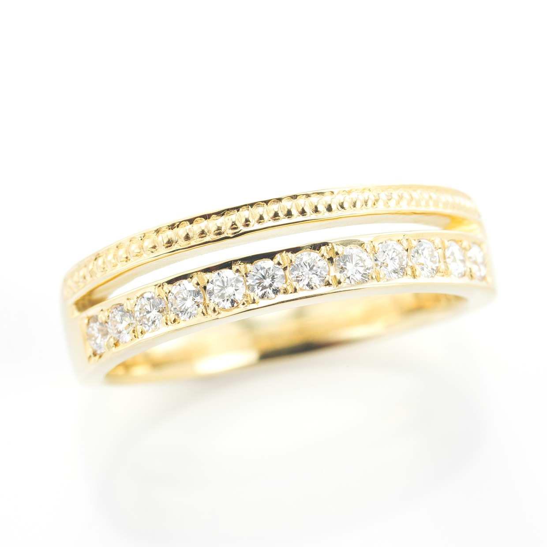 ダイヤモンドのリング 01