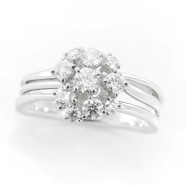 ラザールダイヤモンドのリング 01