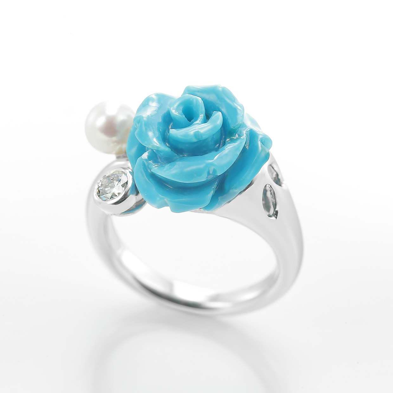 turquoiseのリング 01
