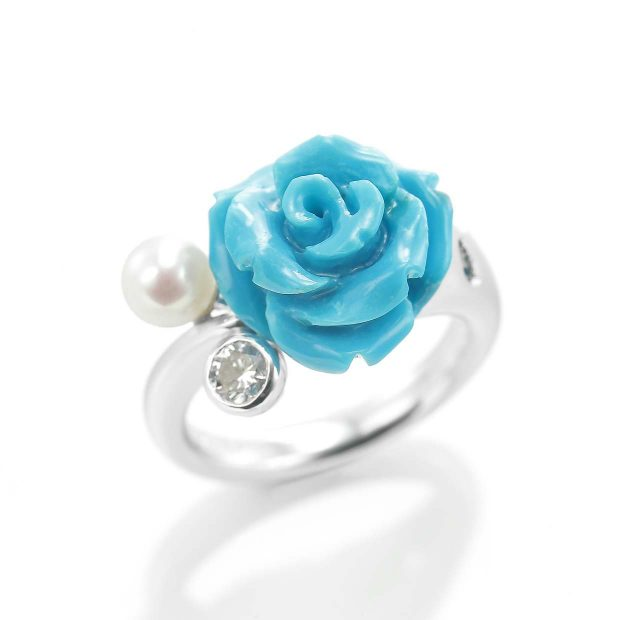 turquoiseのリング 04