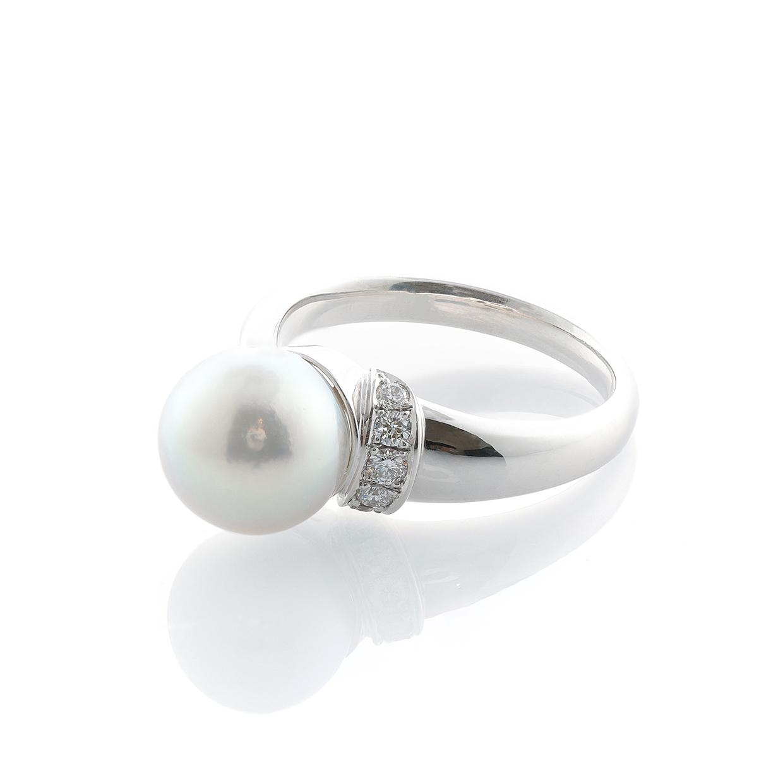 パール(真珠)のリング 02