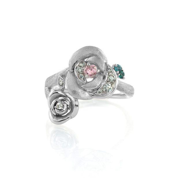 ダイヤモンドのリング04