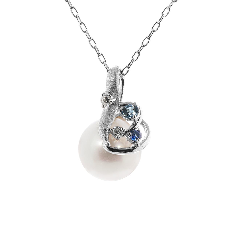 パール(真珠)のネックレス 01